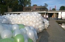 ballonnen KNGF Light Night Amsterdamse Bos