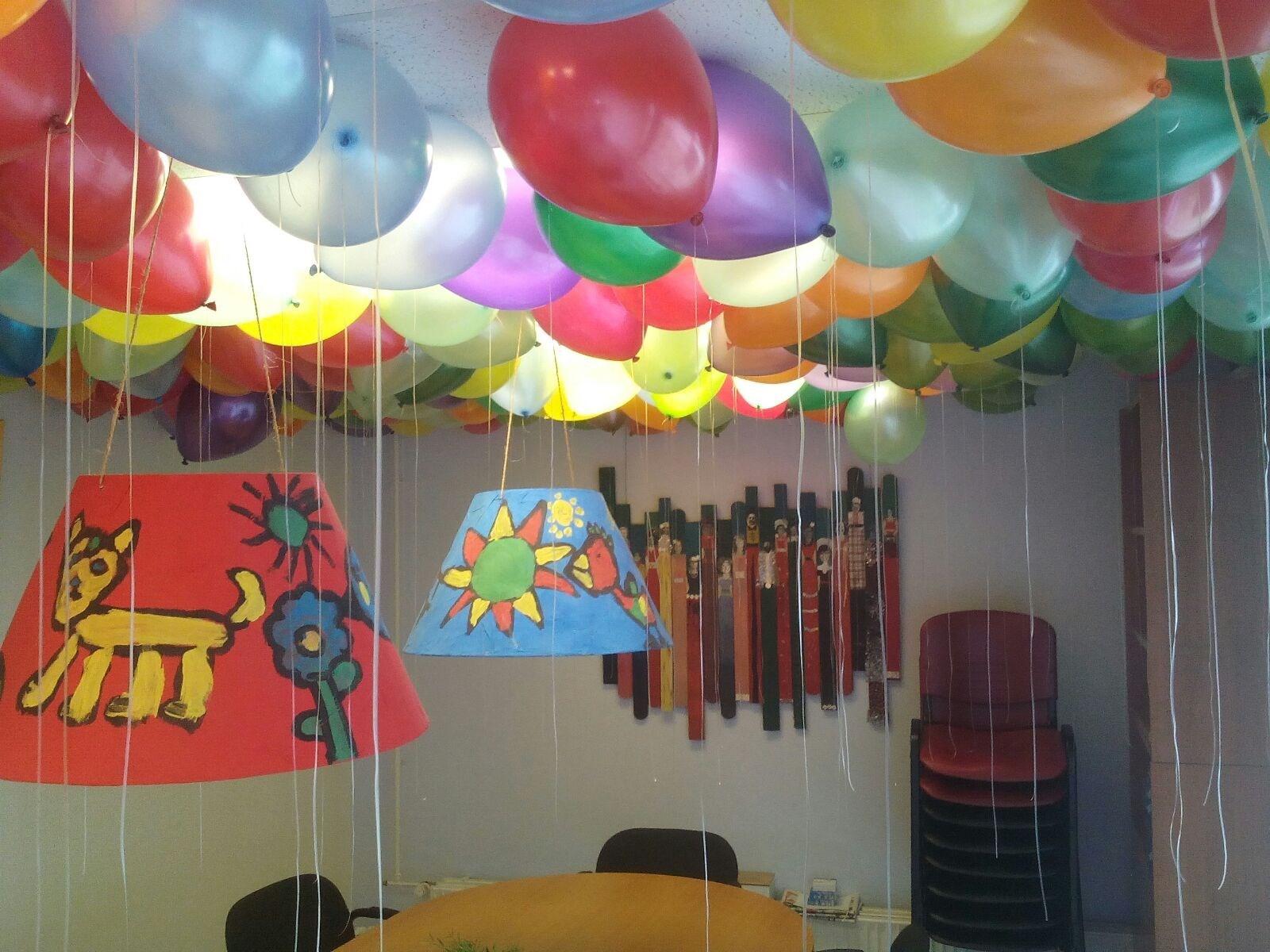 Heliumballonnen ballonnenpartners for Ballonnen decoratie zelf maken