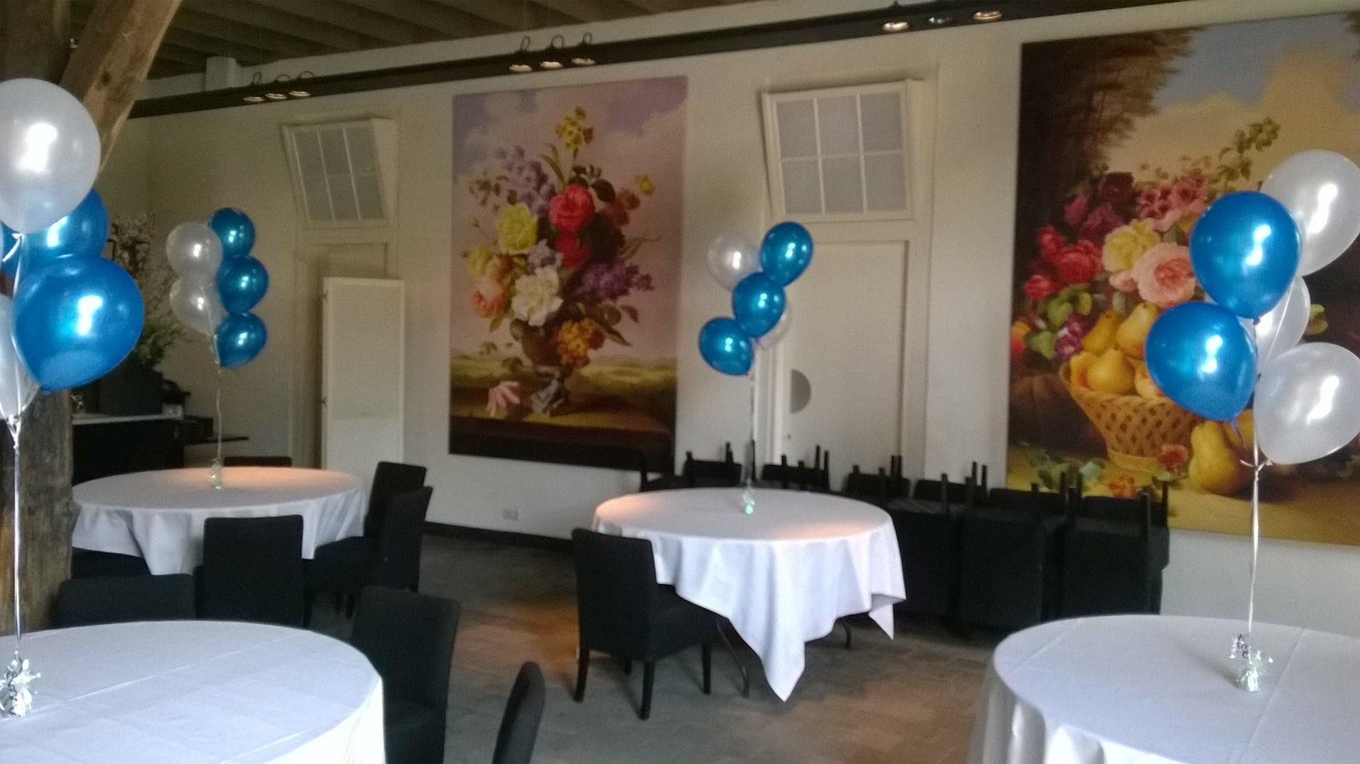 Ballonnen decoratie particulieren ballonnenpartners