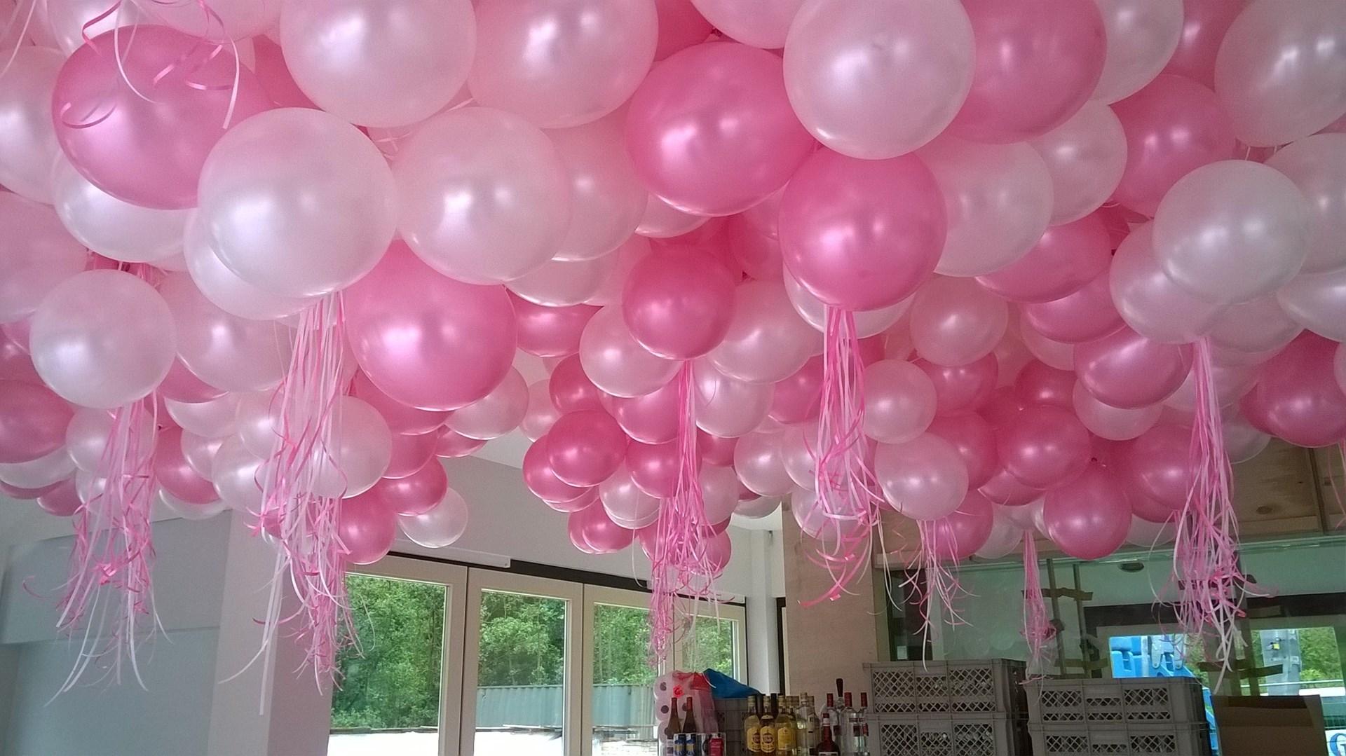 Ballonnen decoratie particulieren ballonnenpartners for Decoratie verjaardag