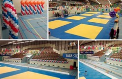 ballon decoraties voor Special Needs World Judo Games Beverwijk